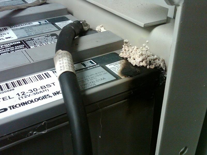 پی آمدهای شارژ بیش از حد باتری